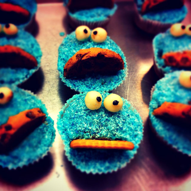 Die Monster-Muffins
