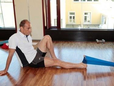 Investieren Sie in Ihre Laufmuskeln! Übungen für Füsse und Beine