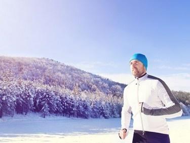 Ausdauertraining im Winter – wie achte ich beim Laufen auf meine Atemwege?
