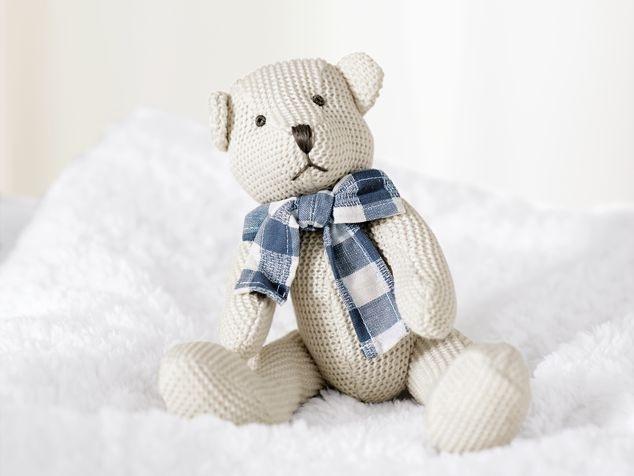trauriger Teddybär