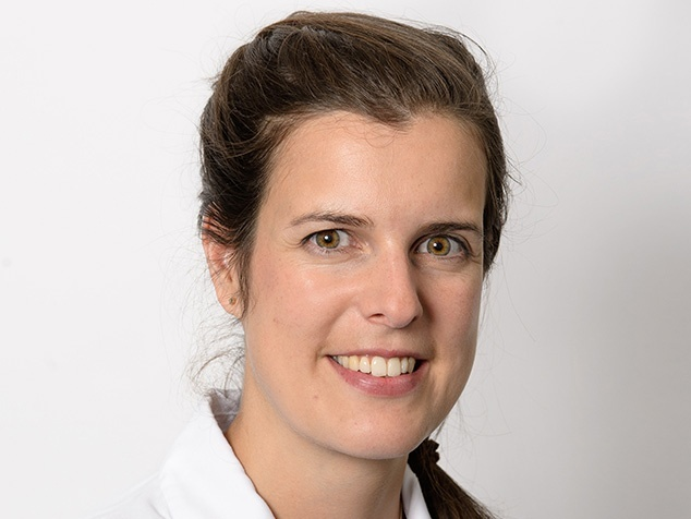 Pflegeexpertin Anna Ziegler