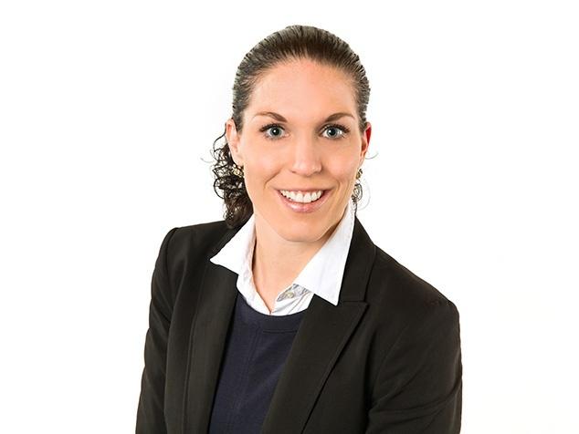Pflegedirektorin Erika Rohrer