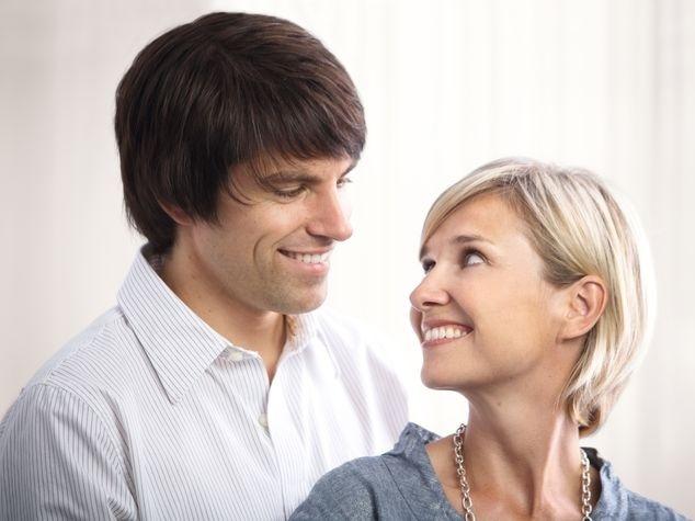 junges Ehepaar