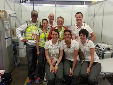 Interview: Klinik Hirslanden als Medical Partner bei der Leichtathletik EM 2014