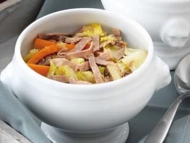 Kalorienreiche Winterküche? Muss nicht sein.