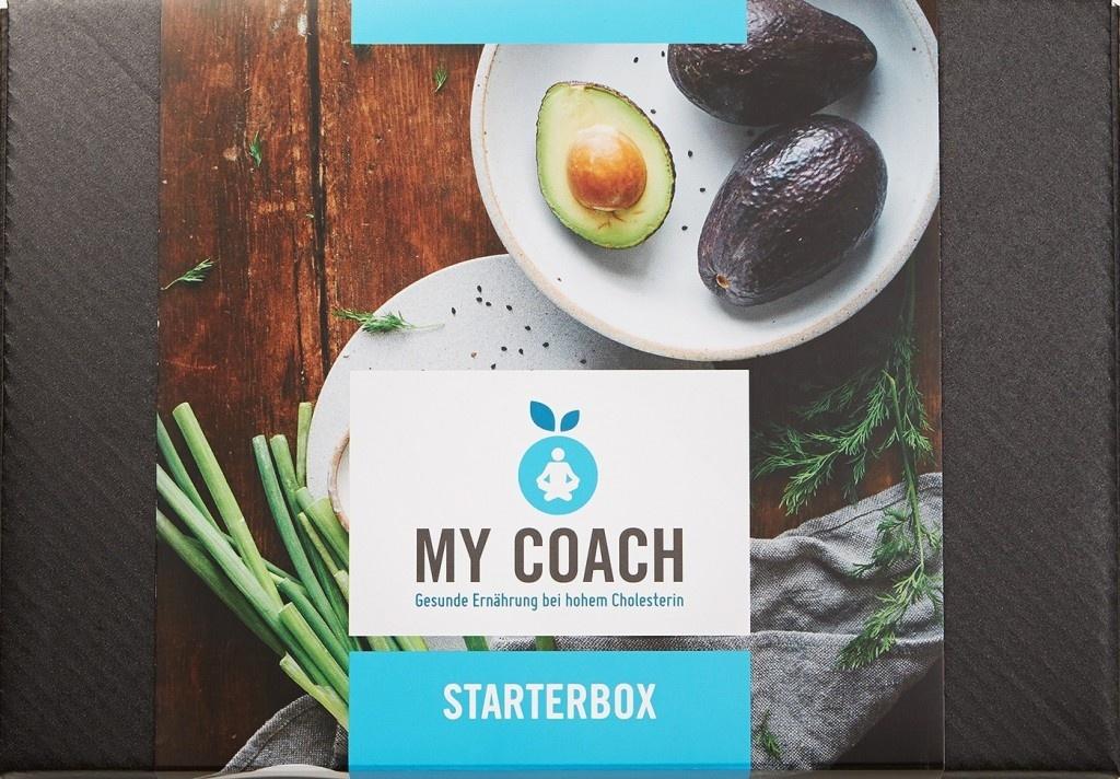 Starterbox bei hohem Cholesterin