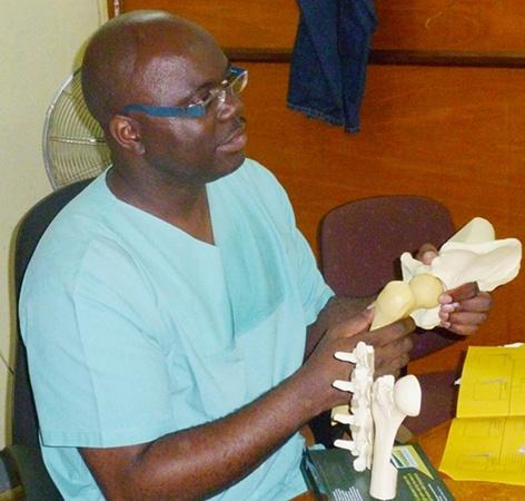 Arzt in Kamerun