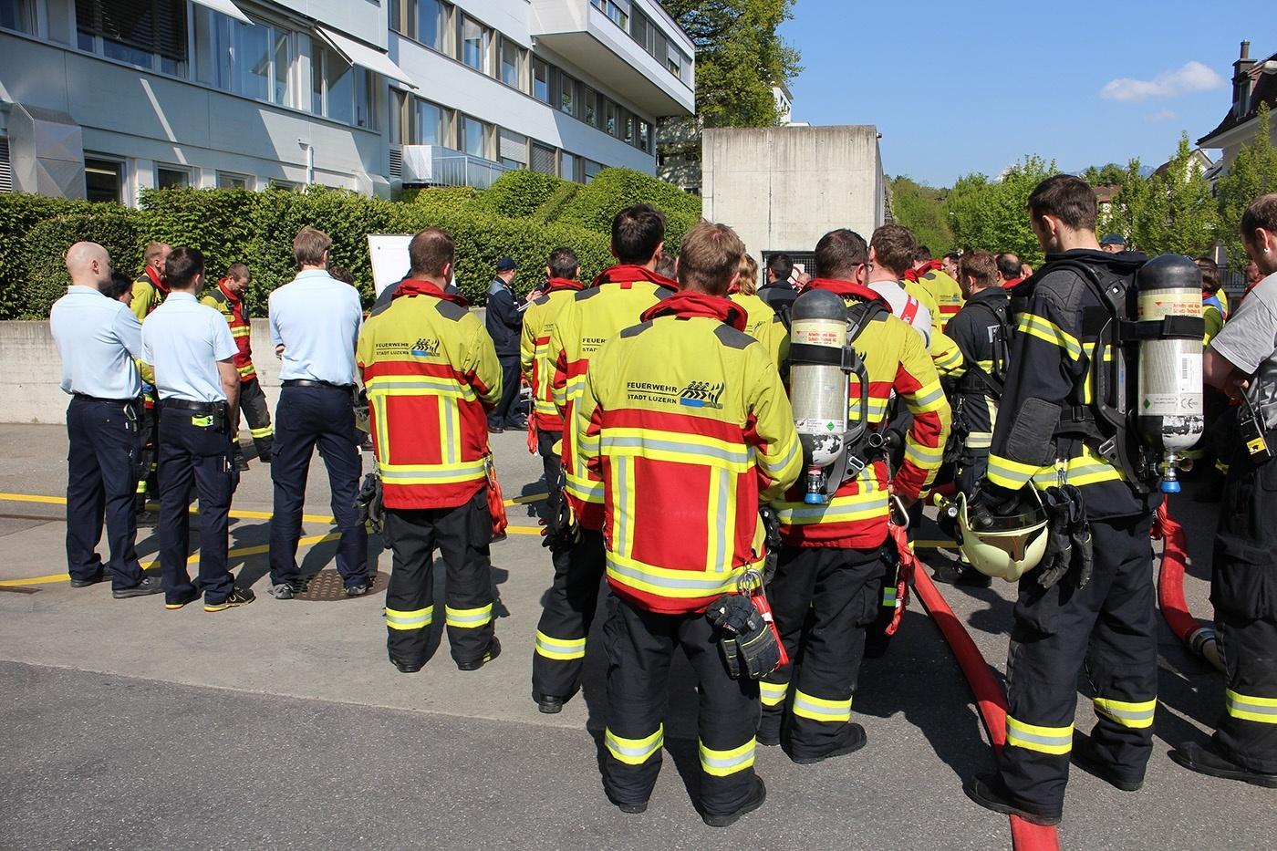 feuerwehrbung - Feuerwehrubungen Beispiele