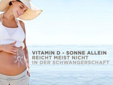Vitamin-D-Mangel in der Schwangerschaft: häufig und unbedingt zu beachten