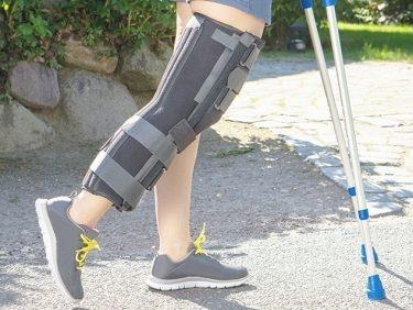 Sport nach einem Knochenbruch