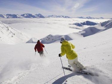 Vorbereitung auf die Skisaison