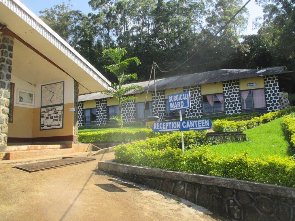 Die orthopädische Klinik Njinikom