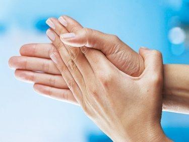 Bien se laver les mains – l'essentiel