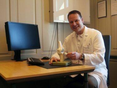 Nicht immer muss eine Prothese her – gelenkerhaltende Kniechirurgie bei Arthrose