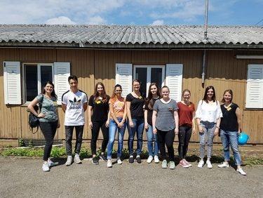 Ein Tag im Asylzentrum Juch in Altstetten