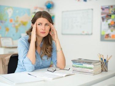 Kopfschmerzen – ganz banal?