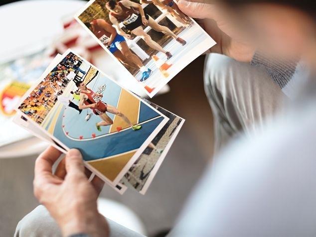 patient cardiaques avec photos du sport