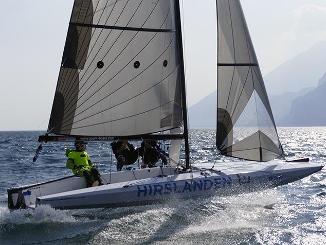 Yacht Hirslandia