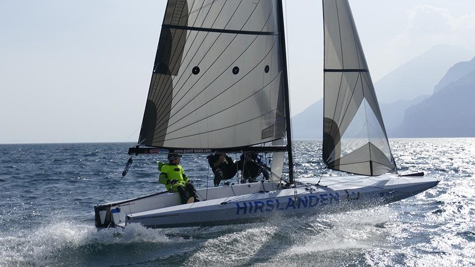 Yacht Hirslandia Quant 23