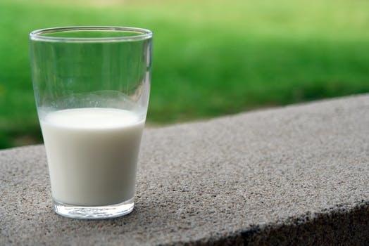 Milch wirkt nur kurzfristig gegen Beschwerden von Sodbrennen