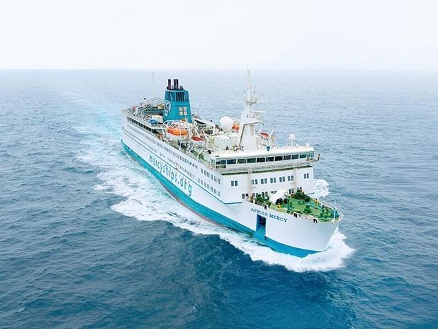 Hirslanden unterstützt Mercy Ships