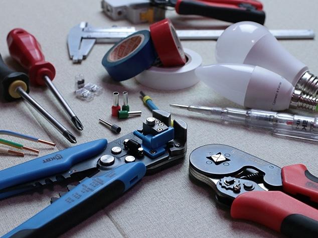 Werkzeug für Betriebsunterhalt
