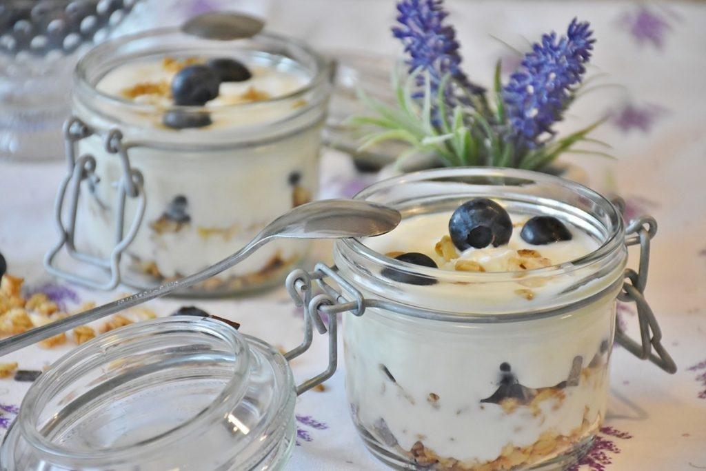 Joghurt als Probiotika-Lieferant bei Psoriasis