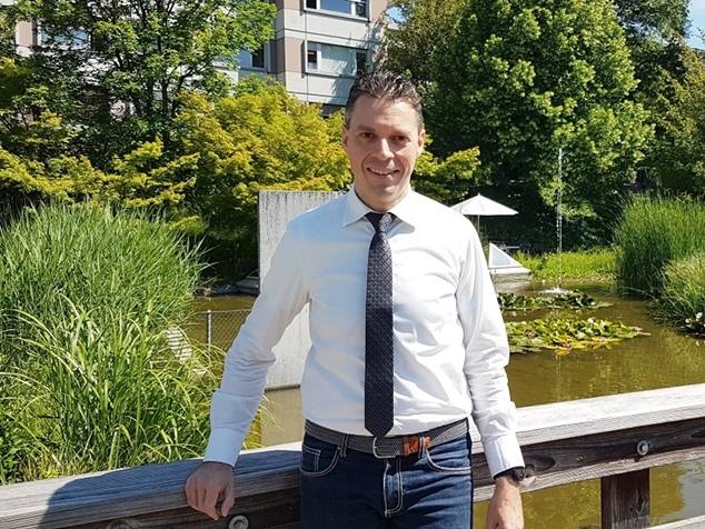 Marc Voutat, Bereichsleiter Institute, Hirslanden Bern