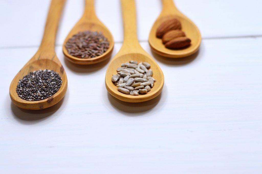 noix et graines