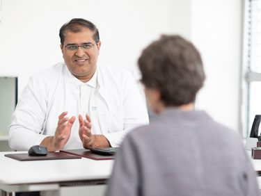 «Die Operation einer Rotatorenmanschettenruptur ist selten nötig.»
