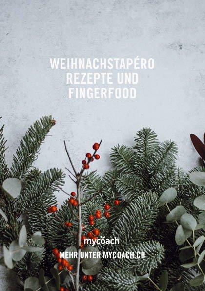 Titelbild Rezepte für Weihnachtsapero