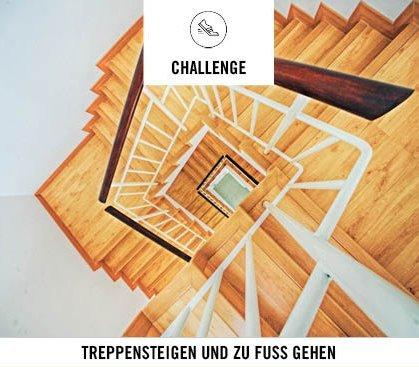 Titelbild Challenge Bewegung
