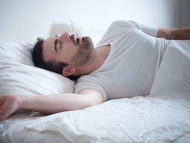 Bei Schnarchen immer gleich an Schlafapnoe denken?