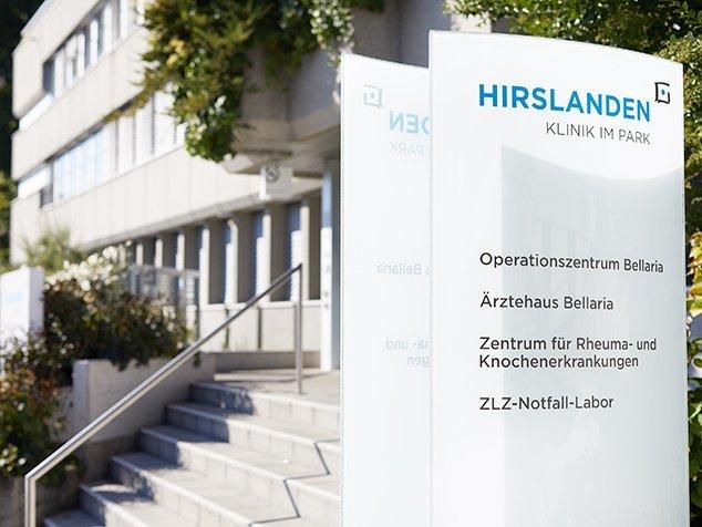Ambulantes Operationszentrum Bellaria, Zürich