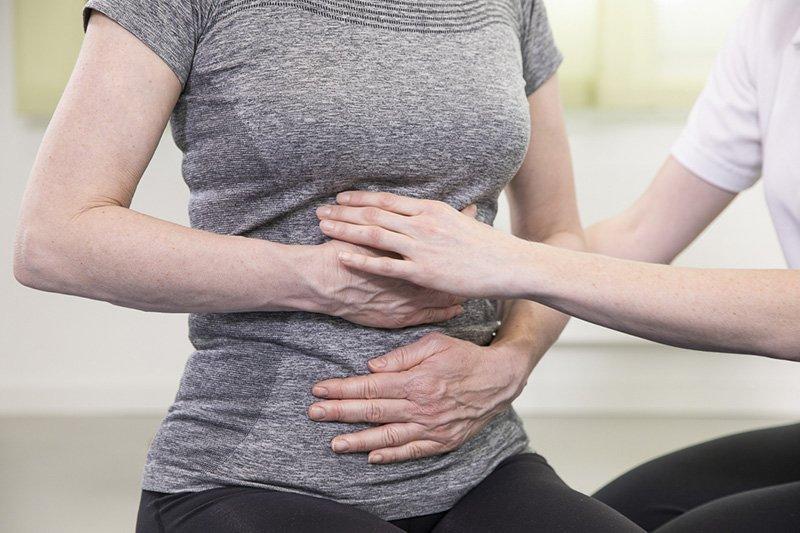 Exercise de remise en forme postnatale