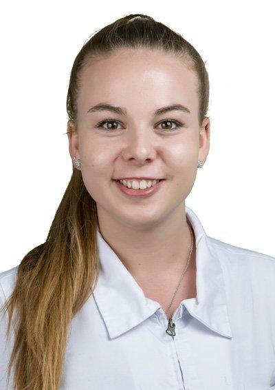 Corina Werder, ausgelernte Fachfrau Gesundheit EFZ (FaGe)