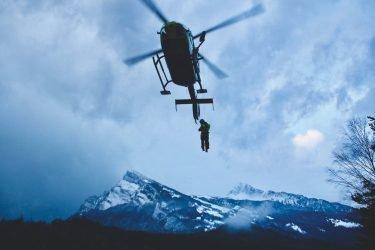 Le sauvetage à haute altitude
