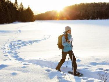 Ernährung und Wintersport
