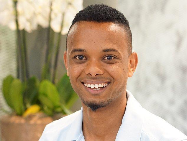Portrait von Ismail Abdalla